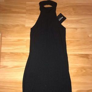 Dresses & Skirts - PrettyLittleThing little black dress NWT